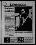 The Lumberjack, November 17, 1993