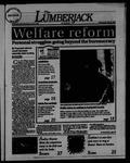 The Lumberjack, February 22, 1955
