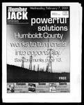 The Lumberjack, February 07, 2001