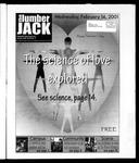 The Lumberjack, February 14, 2001