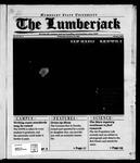 The Lumberjack, October 26, 2005