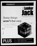 The Lumberjack, April 08, 2009