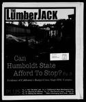 The Lumberjack, January 21, 2009