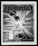 The Lumberjack, April 20, 2011