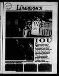 The Lumberjack, September 30, 1992