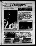 The Lumberjack, November 18, 1992