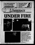 The Lumberjack, March 11, 1992