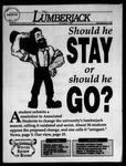 The Lumberjack, December 02, 1992