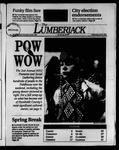 The Lumberjack, April 08, 1992