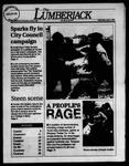 The Lumberjack, April 01, 1992
