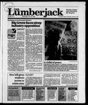 The Lumberjack, October 24, 1990