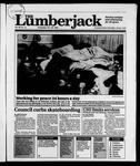 The Lumberjack, November 28, 1990