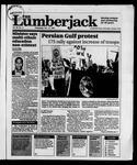 The Lumberjack, November 14, 1990