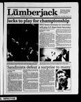 The Lumberjack, February 28, 1990