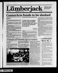 The Lumberjack, February 21, 1990