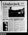 The Lumberjack, February 14, 1990