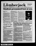 The Lumberjack, February 07, 1990