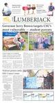 The Lumberjack, April 18, 2012