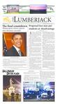 The Lumberjack, November 7, 2012