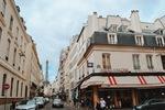 Paris in August by Dele J. Rebstock