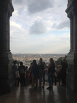 The View From Sacré Cœur by Mina L. Abbassi