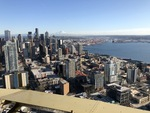Sunny Seattle by Gregory R. Sutow